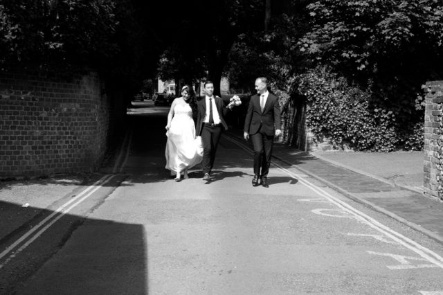 Brittany & Phil: St. Albans England Wedding