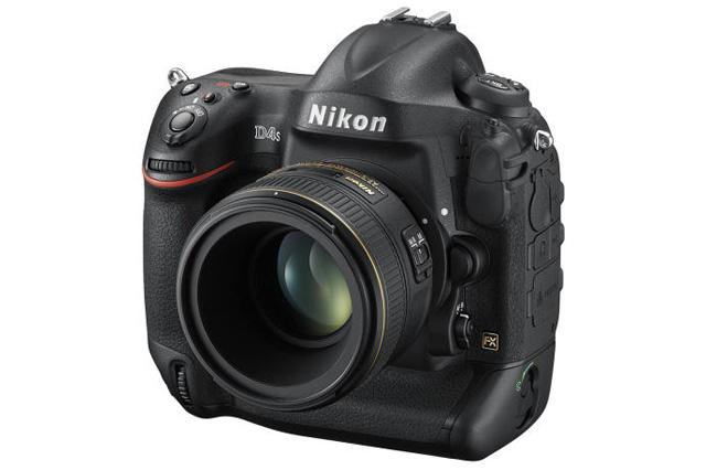 Nikon Releases D4s SLR Camera