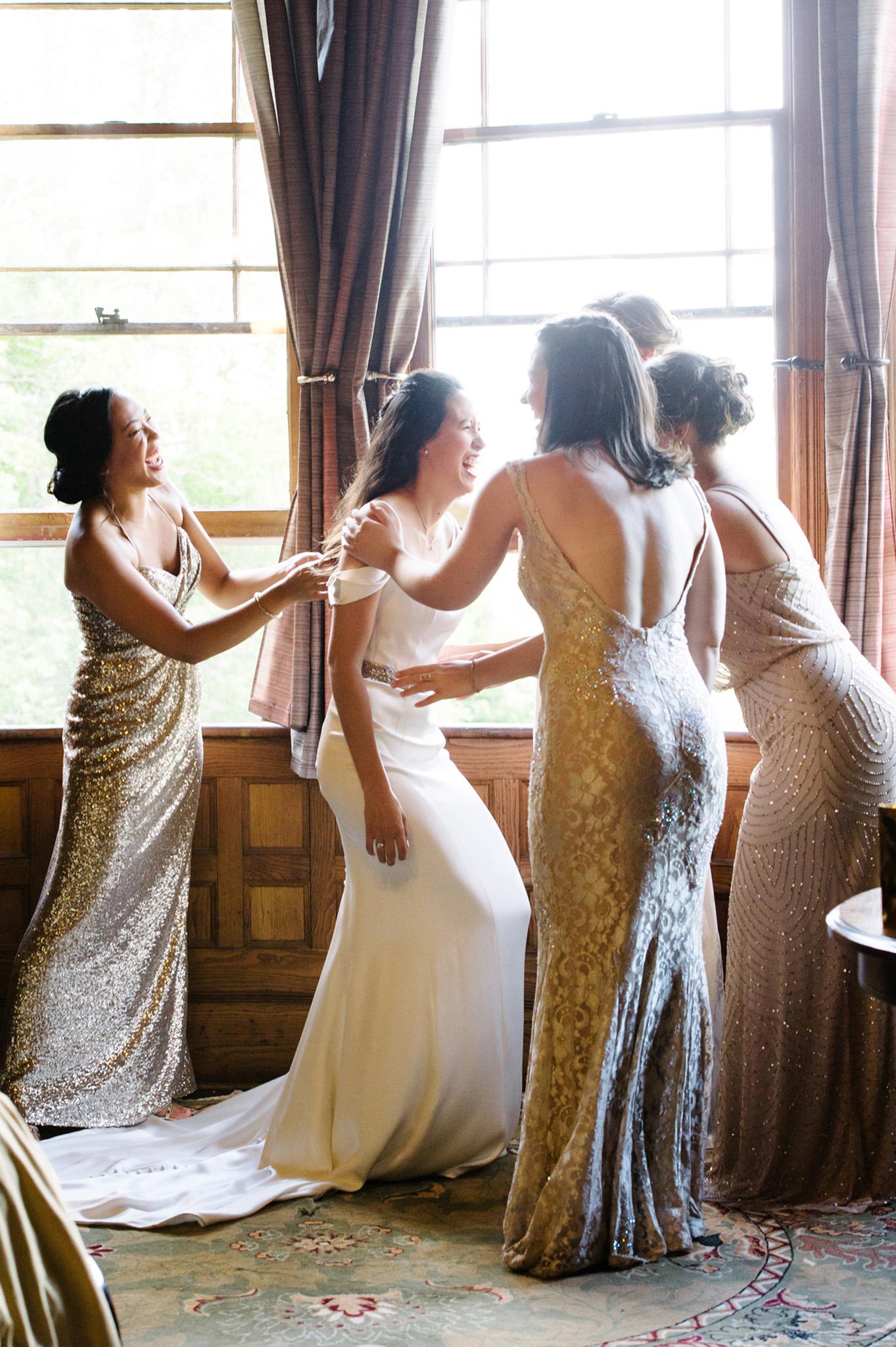 Spillian Wedding Catskills
