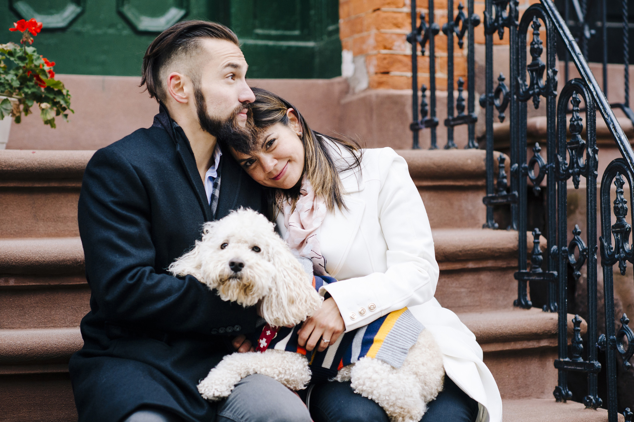 Brooklyn Wedding Photographers Williamsburg Engagement