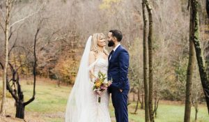 Lizzie & Alex | Full Moon Resort Catskills