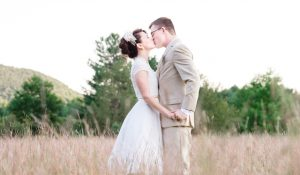 Grace & Carey | Burlap & Beams Wedding