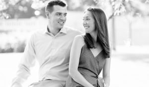 Sara & Zach | Saratoga Springs Engagement